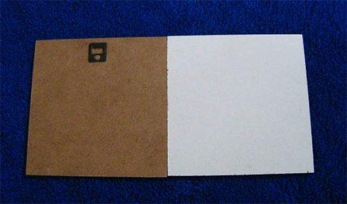 Sololakové destičky 12x12 cm