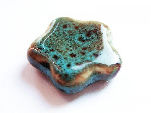 Modrozelená hvězda ((KOM126))