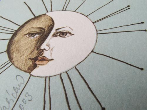sviť měsíčku, sviť