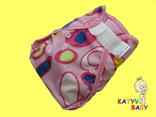 Novorozenecké kalhotky - BUBLINKY