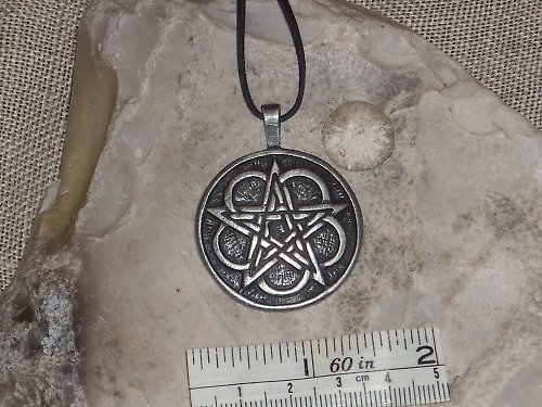 Přívěsek-Pentagram