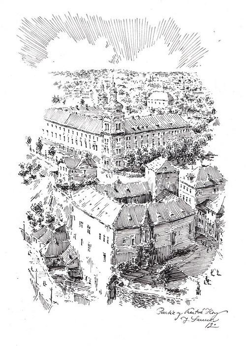 Jan Severa - Partie z Kutné Hory