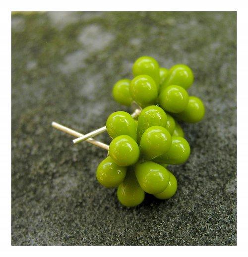 Bublinky zelené