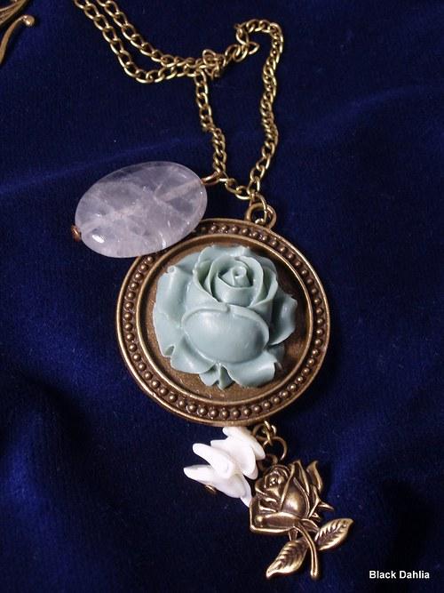 Vintage Collection: Blue Rose II.