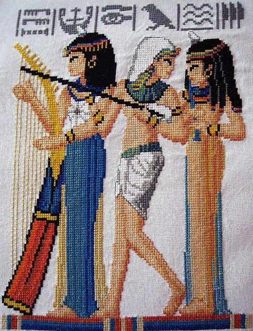 Egyptští hudebníci
