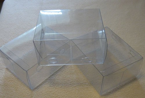 Dárková krabička - plastová