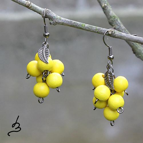 Žlutý hrozen