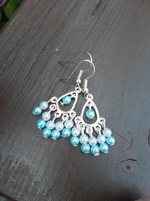 Modré perličky