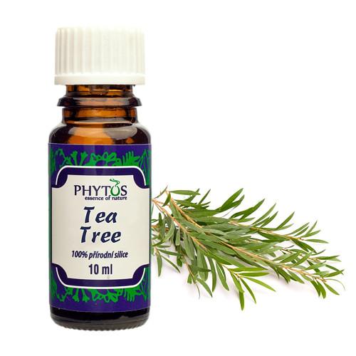 Tea Tree - 100 % přírodní silice 10 ml
