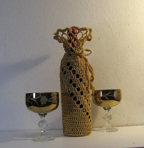 Dárkový obal na lahvinku