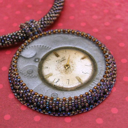 náhrdelník - Poljot-ky