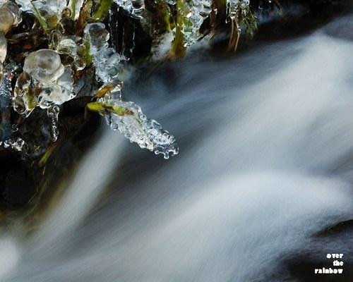 Frozen Wanderland IV - autorská fotografie