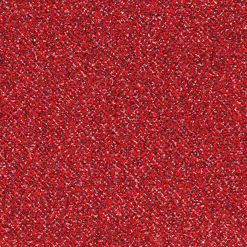 Třpytivé papíry 30x30 - RED FLASH