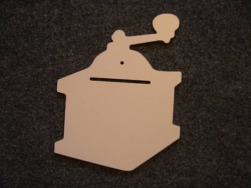 Prkénko na decoupage s otvorem (poznámkový blok