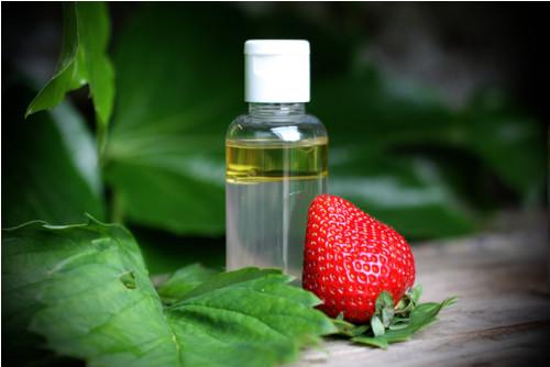 VODNÍ MELOUN A JAHODA s arganovým olejem