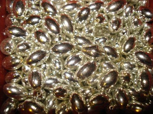 Lata perle-oliva stříbrná