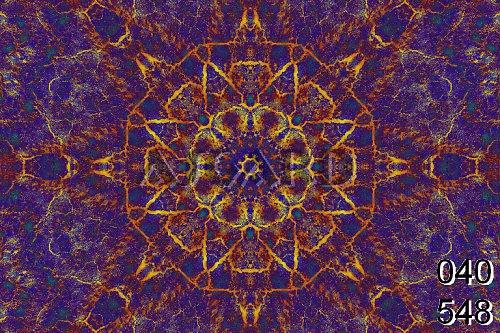 Mandala zdivočelé země