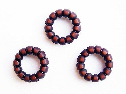 Malé rýhované kroužky ((KOM62))