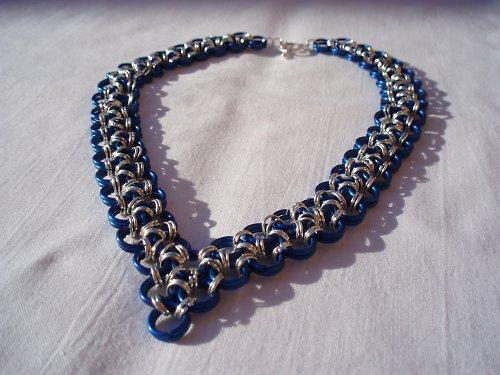 Modrý luxus