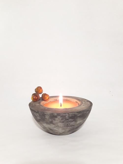 Lava candle #1