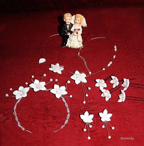 Svatební soupravička
