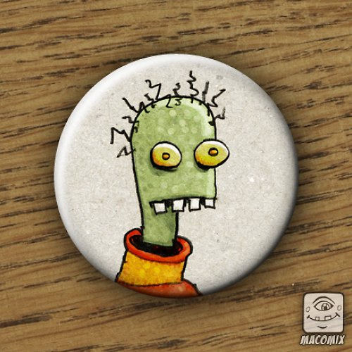 Zombie - placka