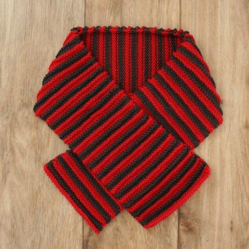 Pletená šála z MERINO vlny
