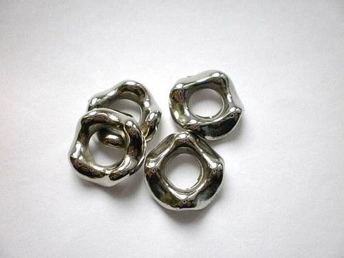 Keltské kroužky prům.17mm/ 4 kusy