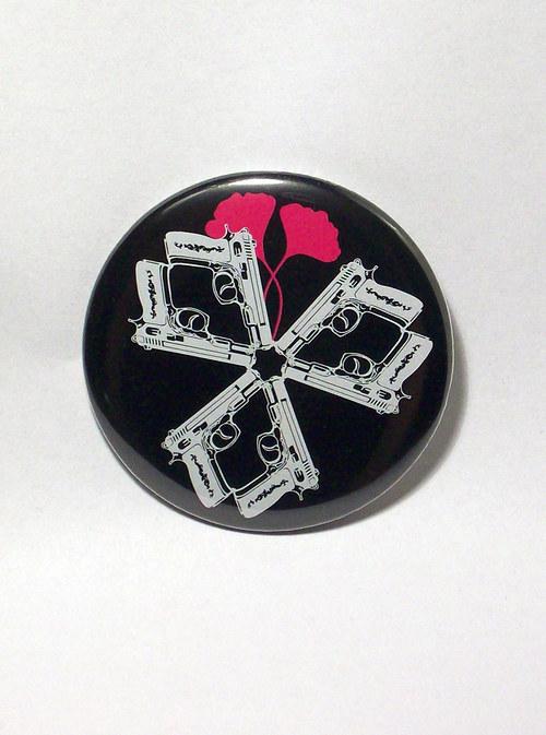 Bang Bang (placka se špendlíkem 56 mm)