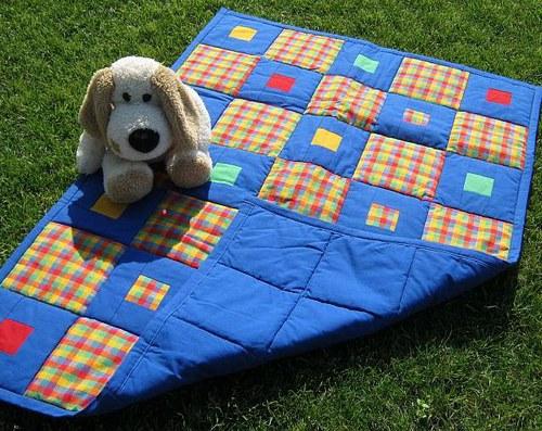 MAXISLEVA!! dětská hrací deka