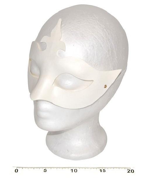 Papírová maska - škraboška