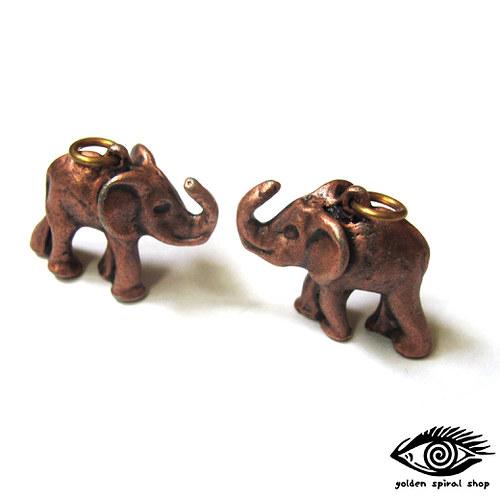 Sloník - přívěsek