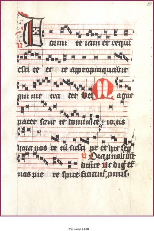 Renesanční partitury