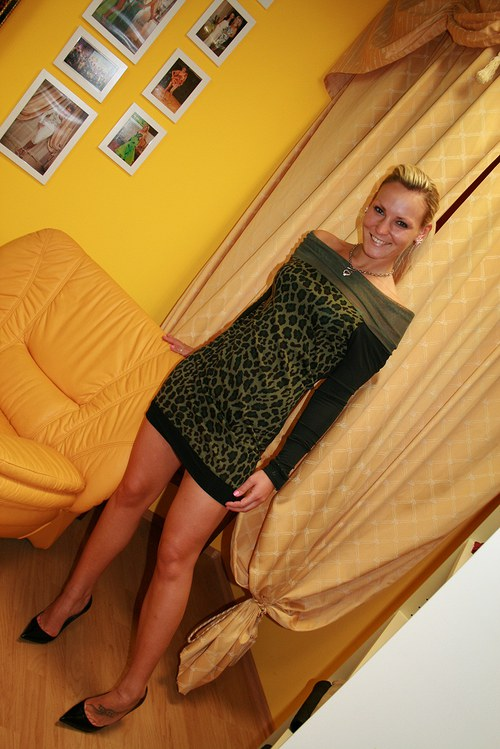 Zelenočerné leopardí trikošaty