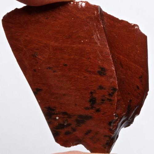 Obsidián mahagonový- surový