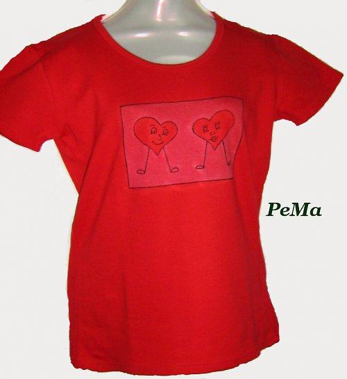Námluvy - dámské tričko