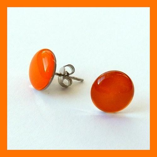 Oranžové pecky HYPOALERGENNÍ