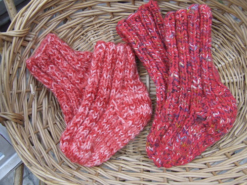 Ponožtičky vel.10 a 11 cm