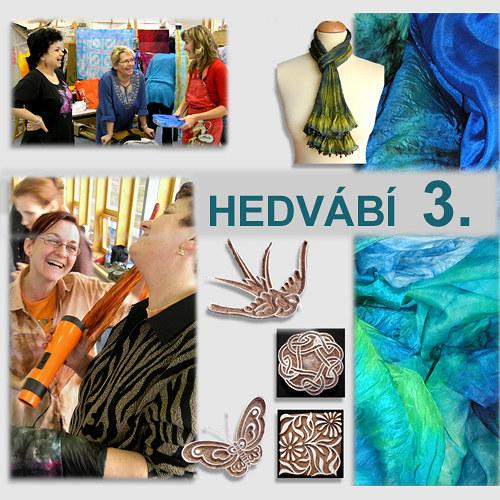 Kurz HEDVÁBÍ 3.(batika a tisk),13.8.17 -Praha 9
