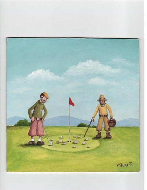 golfisté