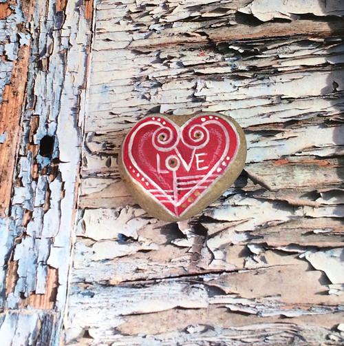 Valentýnské srdce II