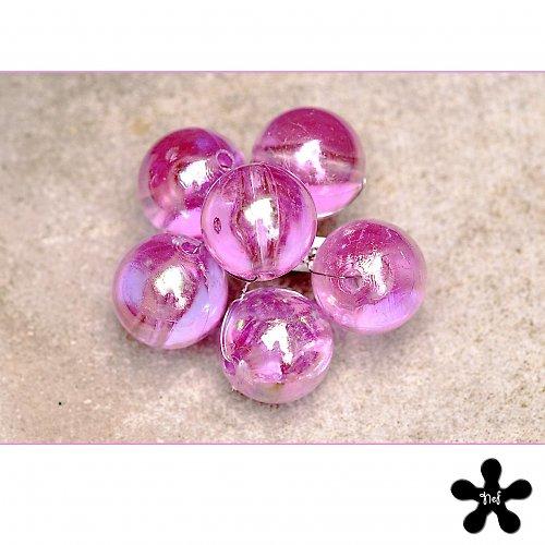 Růžové lolipopy