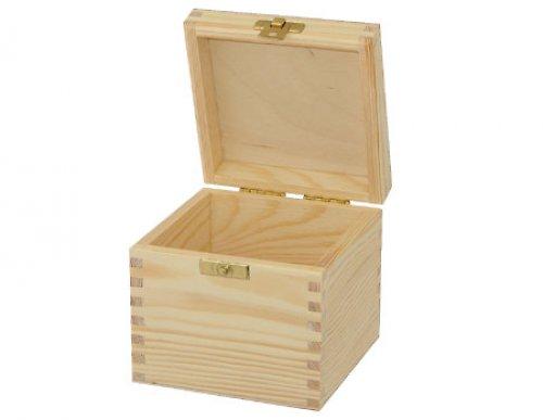 Dřevěná krabička na čaj nebo kávu DL103