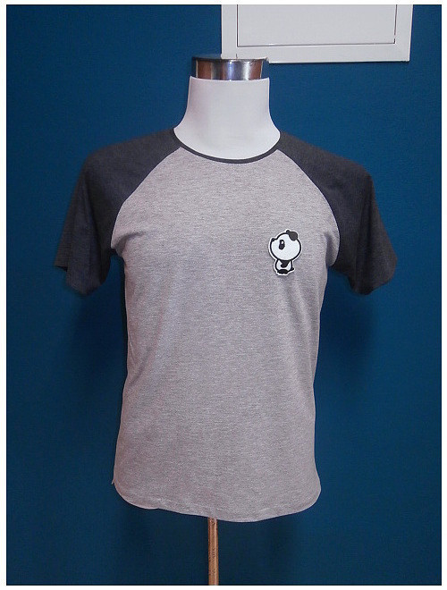 Tričko s nášivkou - panda