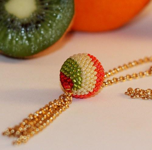 Šťavnatý náhrdelník