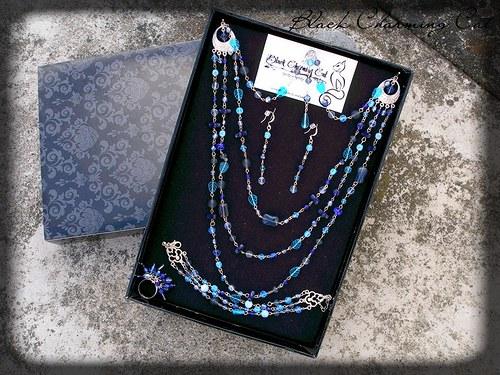 Z mořské hlubiny - sada šperků