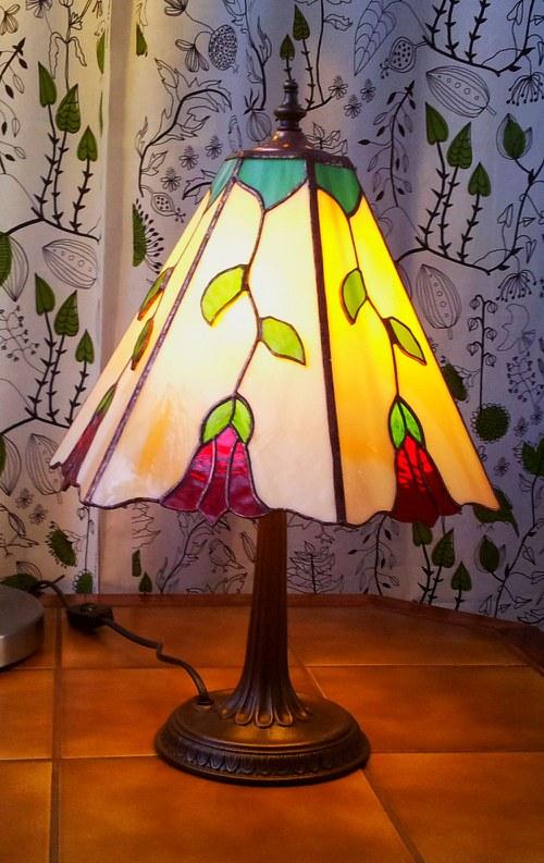 Tiffany lampa vz. 132 (32x44cm)