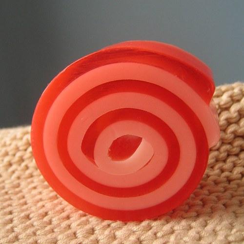 Spirála_pomeranč a skořice