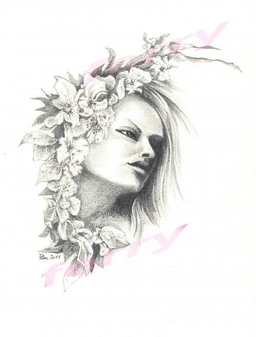 píseň květin