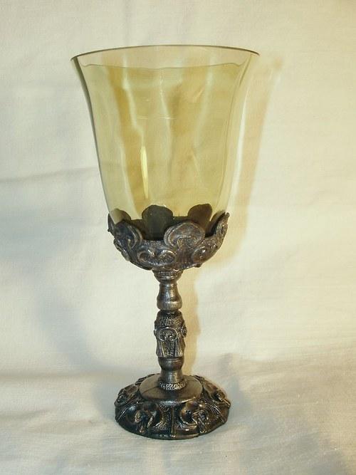 sklenice na víno - barokní